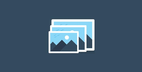 Optimize images and media library