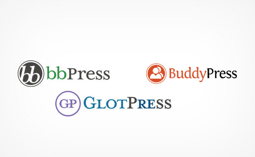 WordPress sister projects
