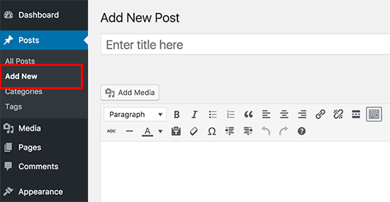 Add new blog post
