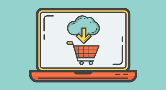 selling digital products to make money with wordpress