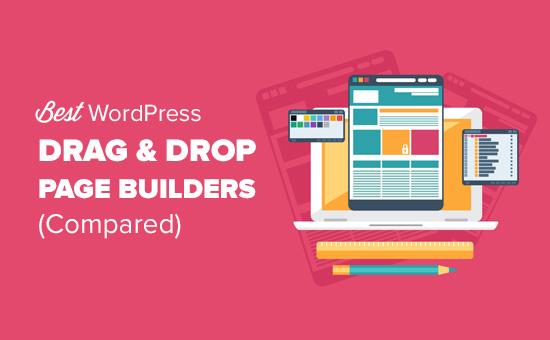 Best Drag and Drop WordPress Page Builders