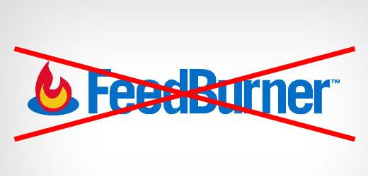 FeedBurner is Dead