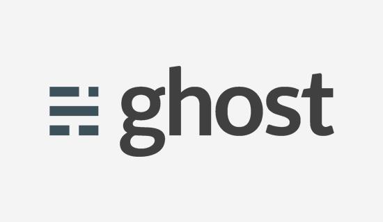 Ghost Simple Blogging Platform