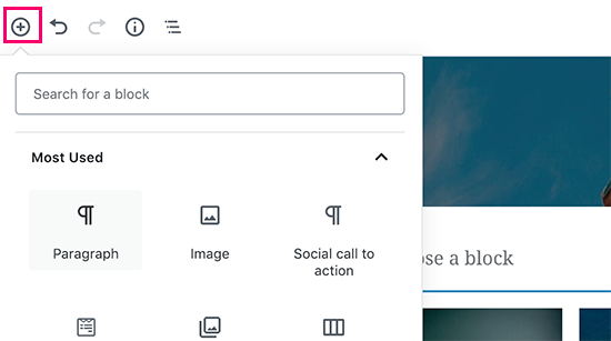 Add a new block to Gutenberg editor