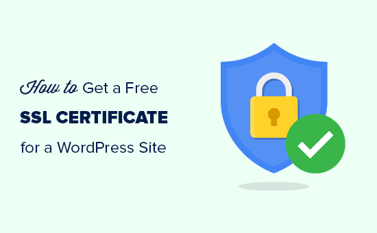 Getting a free SSL certificate for your WordPress site