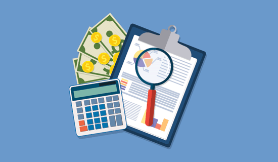 Calculating total cost of an eCommerce website