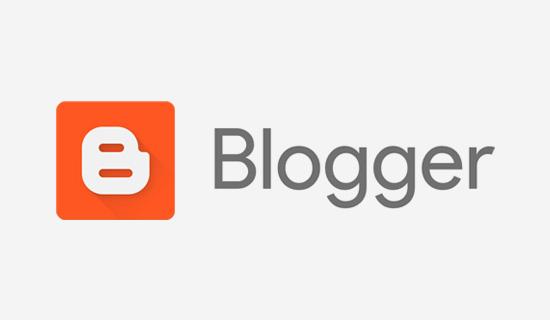 Blogger Best Blogging Platform