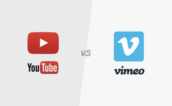 YouTube vs Vimeo - choosing the best platform for WordPress videos