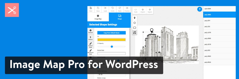 Image Map Pro - WordPress map plugin