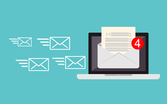 Make sure email notifications are working