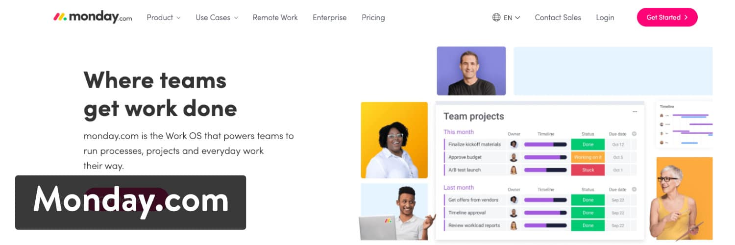 Monday.com Project Management Software with WooCommerce Integration