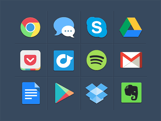 Free Colorful Icons