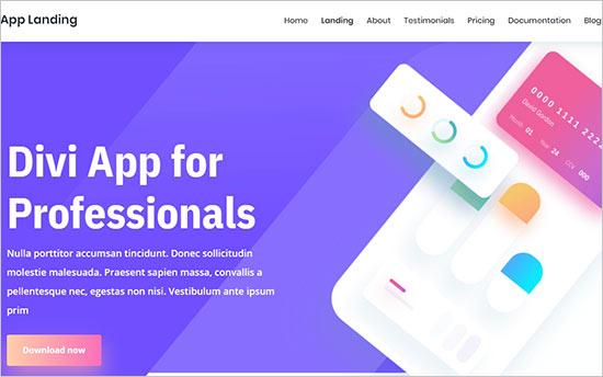 Divi App