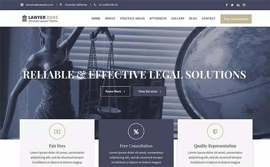 Lawyer Zone