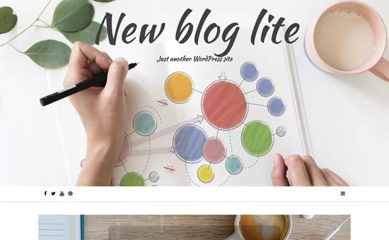 New Blog Lite