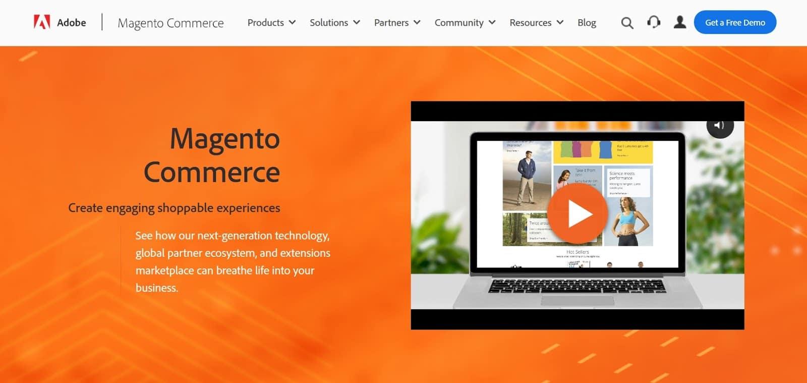 cms software 4 magento