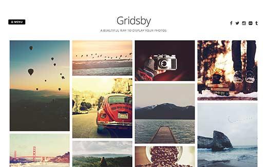 تم رایگان Gridsby