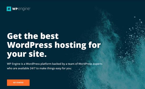 WP Engine - Most Successful Managed WordPress Hosting Company