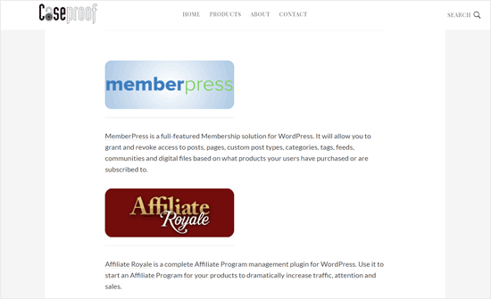 Caseproof - Top WordPress Development Company