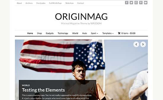 OriginMag