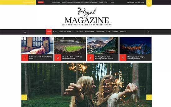 Royal Magazine