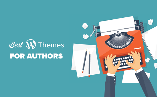 Best WordPress themes for Authors