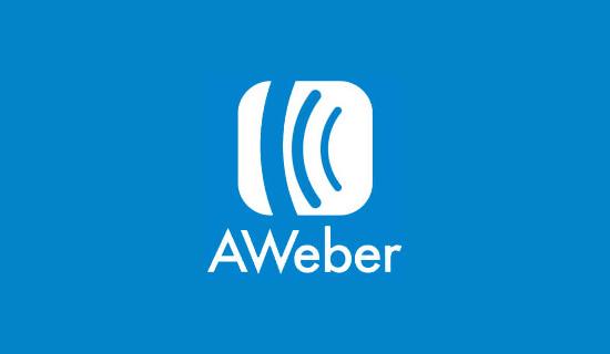 سرویس بازاریابی ایمیلی AWeber
