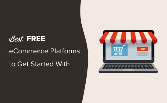 Best free eCommerce platforms to get started with