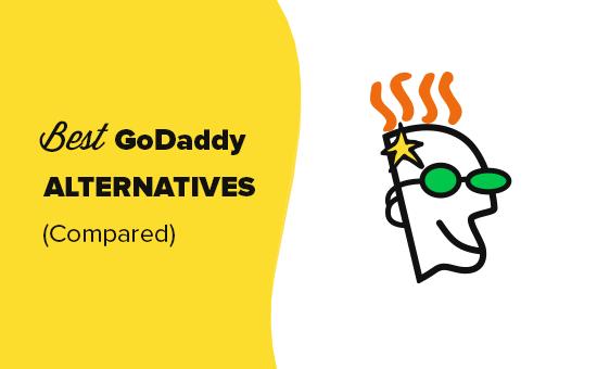 Best GoDaddy alternatives for website owners