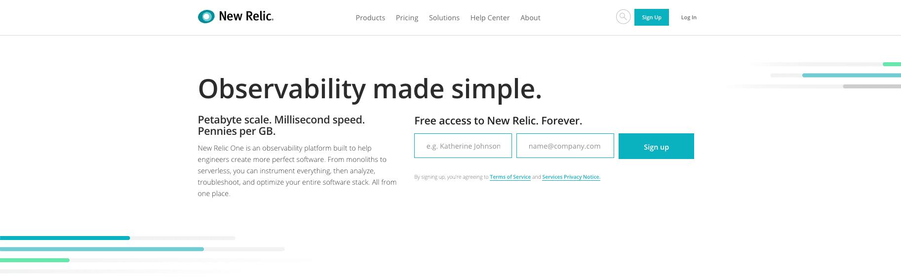 New Relic - APM tools
