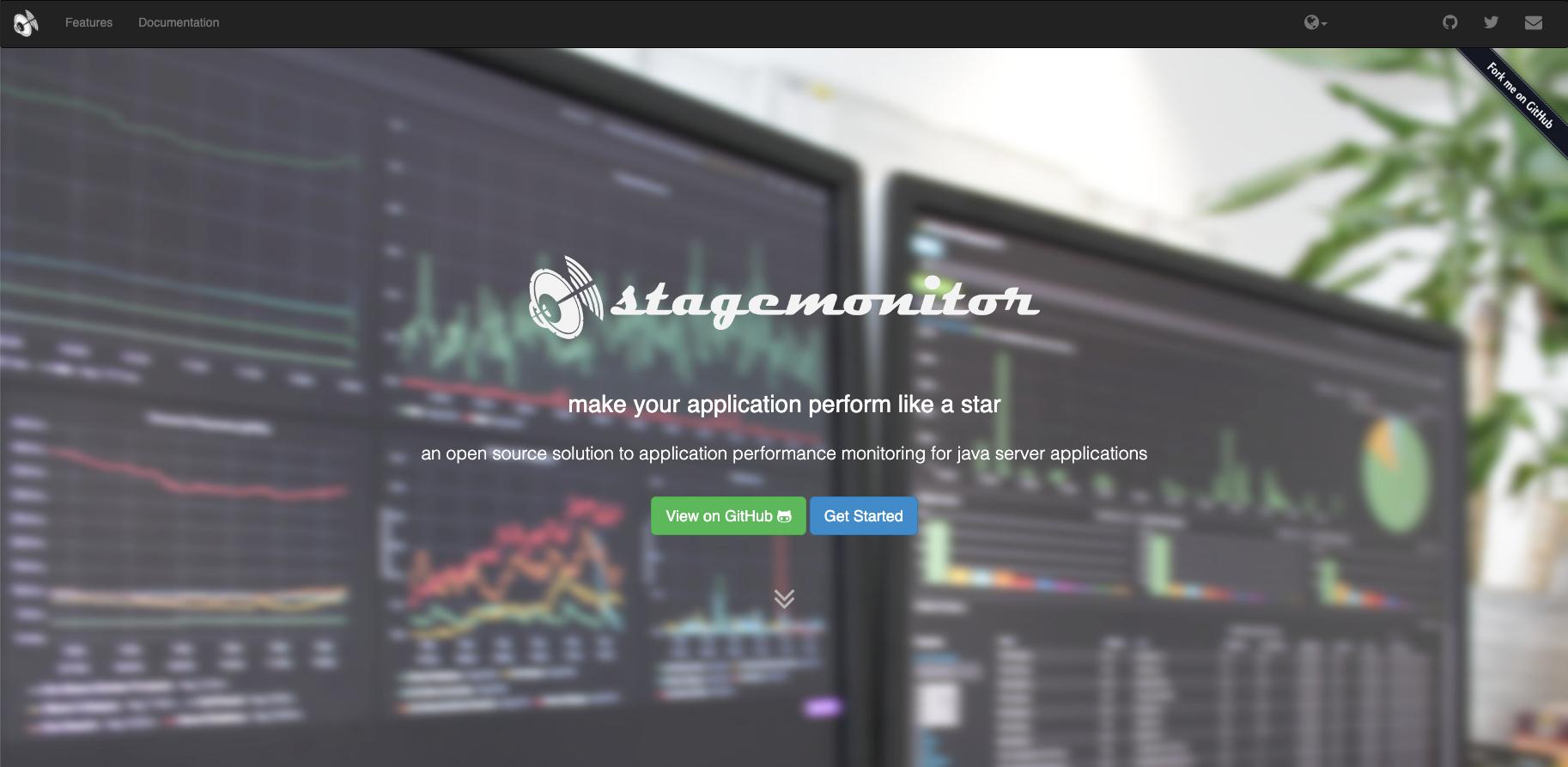 Stagemonitor - APM tools