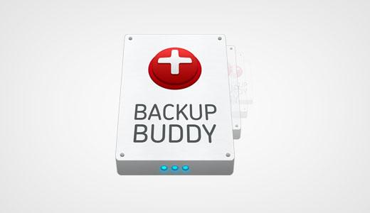 BackupBuddy allows you to save your backups to Dropbox
