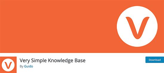 Very Simple Knowledge Bas