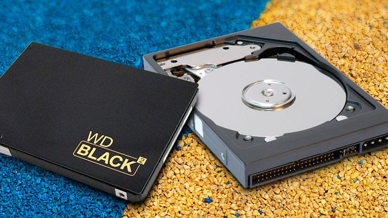 discos duros ssd alojar una web