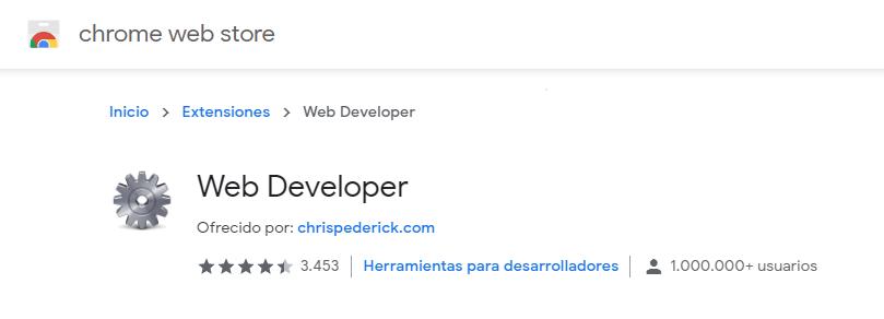 web-developer-extension-chrome