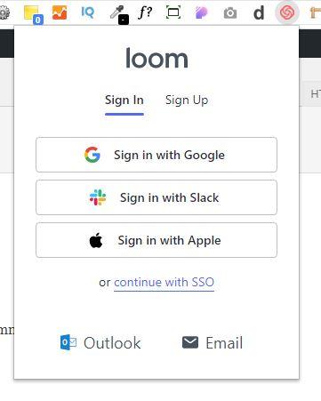 loom-instalacion-web