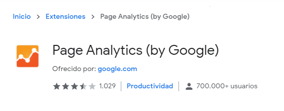 page-analytcis-extension-chrome