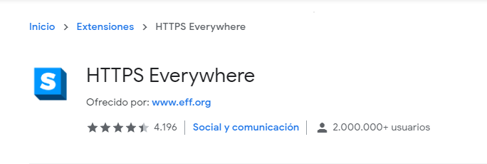 https-everywhere-opciones