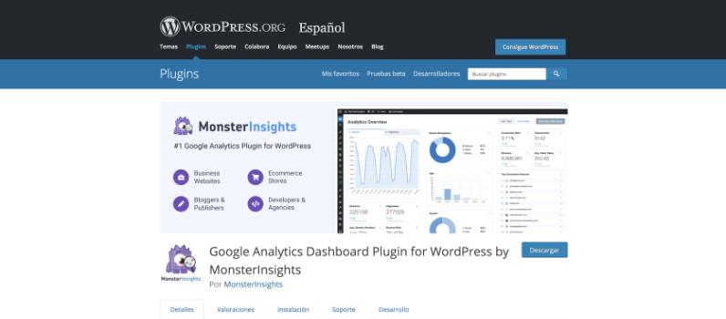 plugins-monster-insights