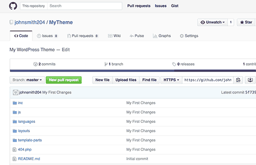 Changes successfully uploaded to GitHub