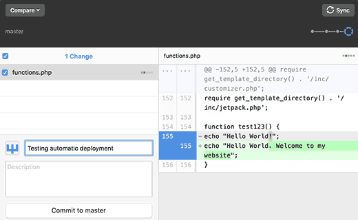 Testing automatic deploy by adding commits to GitHub