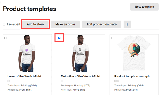Setting your product prices in Printful