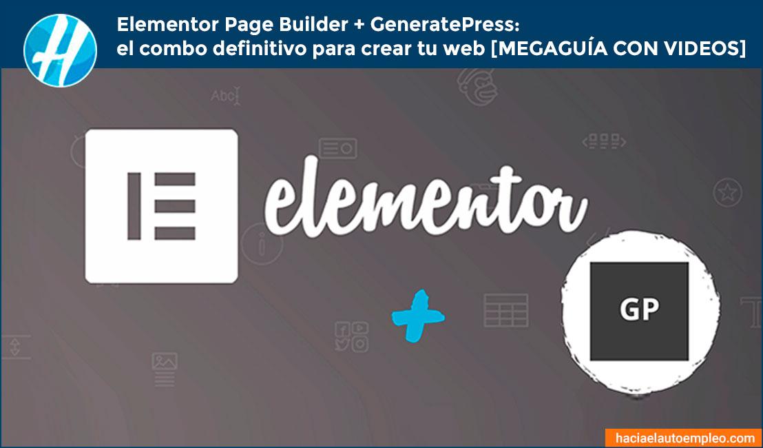 Elementor-GeneratePress-Guia