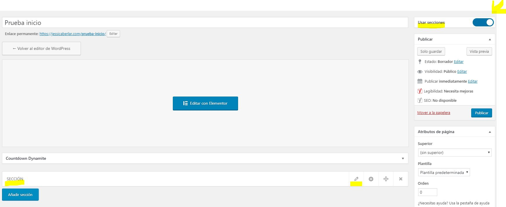 como crear blog con generatepress y elementor gratis