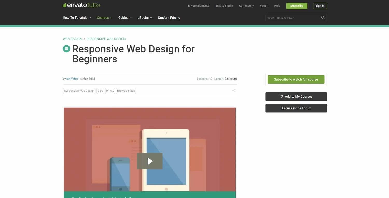 tutsplus responsive web design