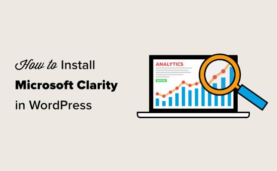 Installing Microsoft Clarity Analytics in WordPress