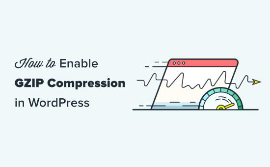 Enabling GZIP compression in WordPress