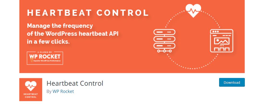 The Heartbeat Control plugin